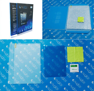 "Genuine Nuglas Tempered Glass Screen Protector Samsung Galaxy Tab S5e 10.5"" 7"