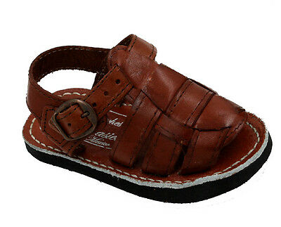 6d12f4350ec ... KIDS BABY TODDLER AUTHENTIC HUARACHE MEXICAN SANDALS
