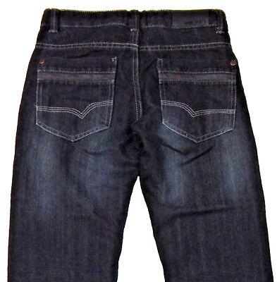 Jeans Jungen Slim fit Hose gerade 134 140 146 152 158 164 170 176 Denim 5-Pocket 4