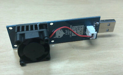 TTBIT - USB LTC Miner Litecoin Scrypt Raspberry Pi miner! Moonlander Compatible!