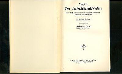 Der Landwirtschaftslehrling 1939 2