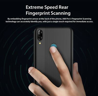 Blackview A60 Pro 3GB+16GB Smartphone 4G Mobile Phone Android 9.0 Dual SIM 13MP 8