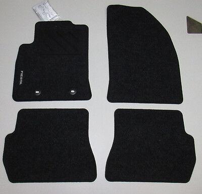PetexPassform Gummimatte schwarz für Ford Fußmatte 38310
