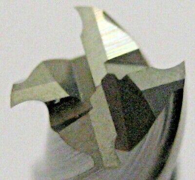 12mm in Carburo 3 Scanalato Testa Sferica Estremità Fresa Europa Attrezzo