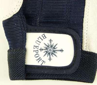 XXL XXS BluePort Segelhandschuhe Ziegenleder Gr 5-11 Blue Port Handschuhe