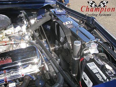 1981-1986 For Chevrolet K20 Radiator 28x17 core