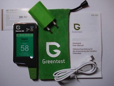 pesce contatore Geiger nitrato tester TDS Misuratore di radiazioni nuovo 6in1 greentest ECO 5