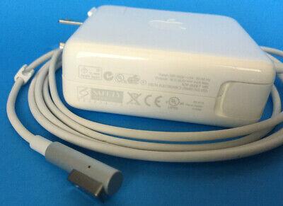 MacBook Pro 85W L-Tip MagSafe Power Adapter Charger Apple A1343 85 Watt MS1