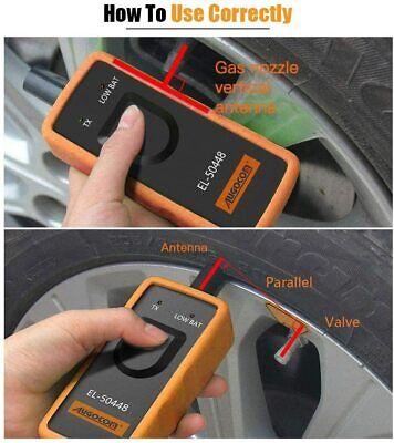 EL-50448 Auto Tire Pressure Monitor Sensor TPMS Relearn Reset Activation Tool... 4