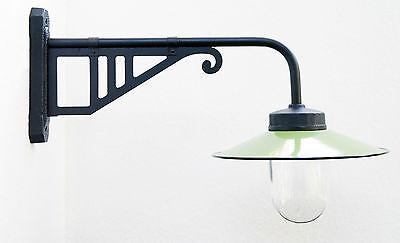 Außenleuchte, Gartenlampe, Hoflampe, Außenlampe, Fabriklampe - Modell Salzberg