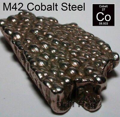 Drill Hog® USA 21 Pc Jr Drill Bit Set Index COBALT M42 HSSCO Lifetime Warranty 4