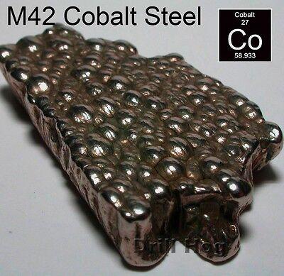 29 Pc Super Premium Cobalt M42+ Drill Bit Set lndex Lifetime Warranty Drill Hog 5
