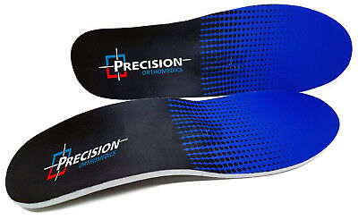 3D Orthotic Flat Feet Foot High Arch Gel Heel Support Shoe Inserts Insoles Pads 4