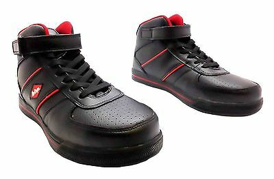 867703664e5 NEW MENS LEE Cooper Steel Toe Cap Safety Boots Trainers Workwear LC033 UK  6-12