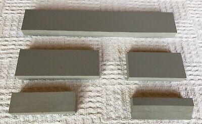 "Curve-Flex, 5 Piece -Professional Hand Sanding Block Kit 16.5"", 7.75"", 5.5"" blks 2"