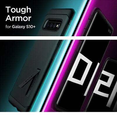 Samsung Galaxy S10 Plus S10e Case Genuine SPIGEN Tough Armor Shockproof Cover 3