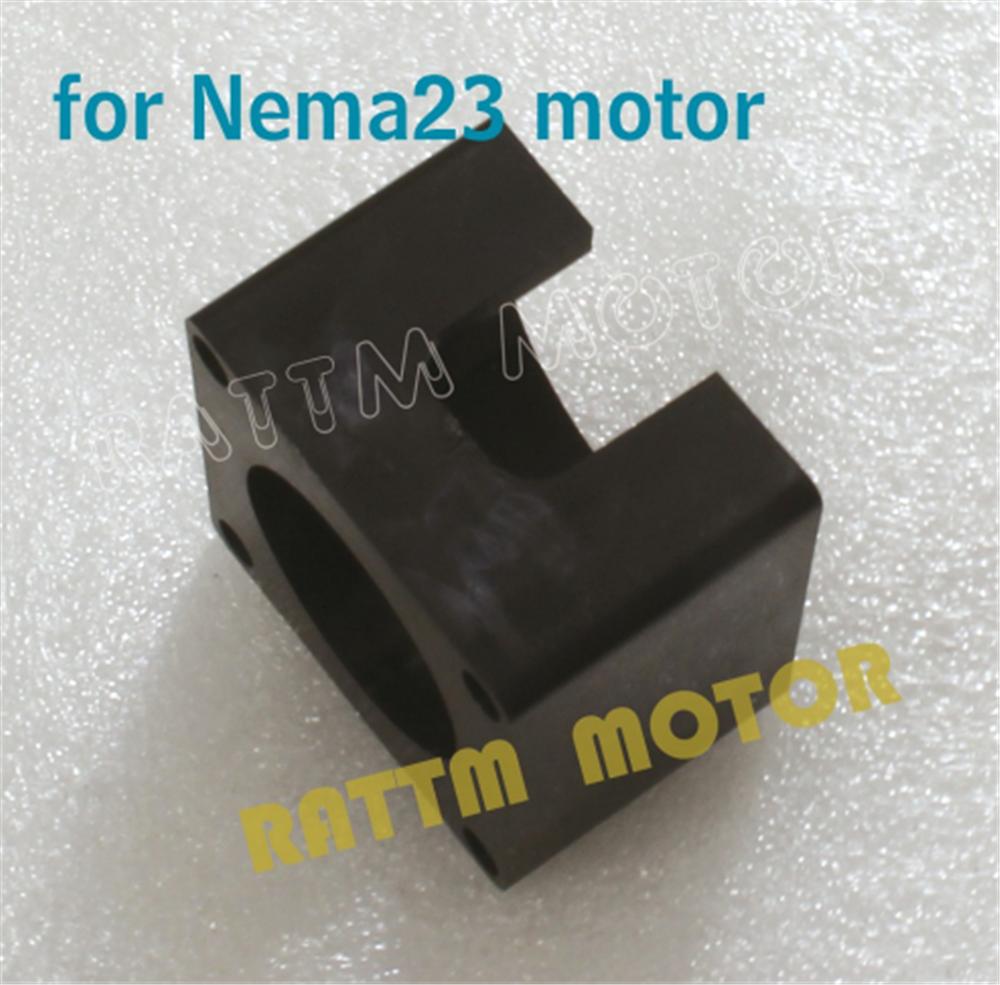 3Pcs Nema23 57 Stepper Motor Mount Bracket Clamp Support Holder For CNC Router 3