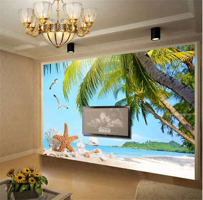 Sunny Coherent Sun 3D Full Wall Mural Photo Wallpaper Printing Home Kids Decor