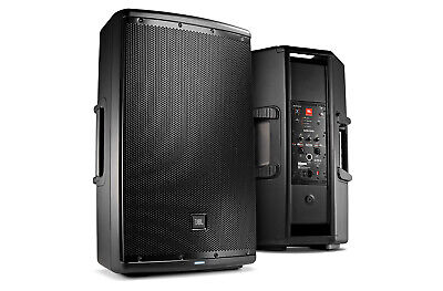 "JBL EON615 - 15"" Self Powered Active PA Loud Speaker - Live Sound Club DJ PA 6"