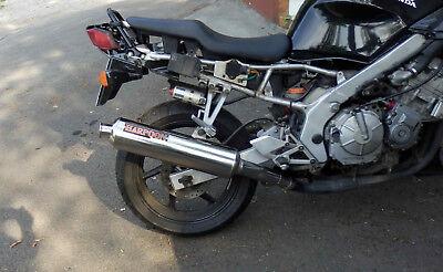 CBR 600 F PC25 PC31 PC35 SPIEGLER Bremsscheibe hinten rund EDELSTAHL ABE CBR600F