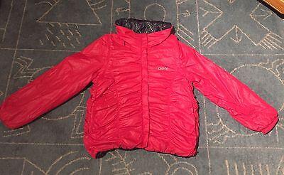 DKNY girl's reversible jacket  / vest size 12 years 4