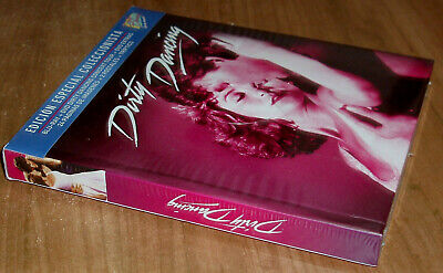 Dirty Dancing Edition Spéciale Digibook Blu-Ray + 2 DVD + Livre + Postales (sans 3