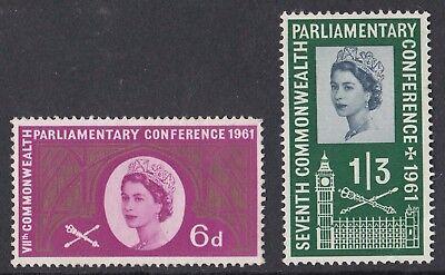 GB QE2 1953 to 1967 Predecimal Commemorative Sets MNH. Choice of Sets. 8