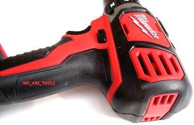"New Milwaukee M18 2606-20 Cordless Compact Drill 1/2"" Driver Metal Gear 18 Volt 7"