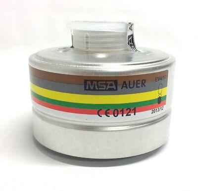 MSA AUER Respirator filter 40mm replacement nbc gas mask filter ABEKP filter nbc 2