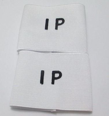 Personalised shin pad holders //shin supports//football soccer stays