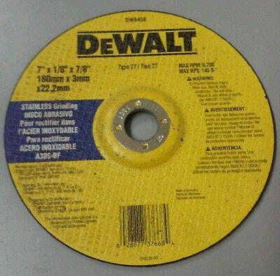 DEWALT DW8830 9-Inch by 1//8-Inch by 7//8-Inch XP Grinding Wheel
