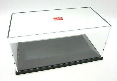 PC-Vitrine L auch für Modelle 1:87//H0 #460118 z.B. für PKW 1:43 HERPA PC-Box