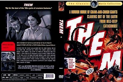 Them (1954) New Sealed DVD Gordon Douglas 2