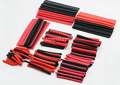 1 or 150pc Polyolefin Heat Shrink Heatshrink Tubing Tube Sleeve Crimp Wrap Wire