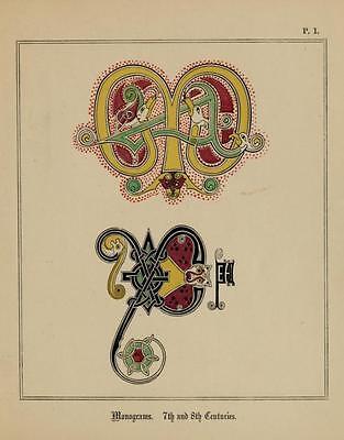123 Rare Books On Dvd - Illuminated Manuscripts Illumination Medieval Art Artist 9
