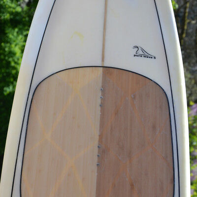 Surfboard und SUP Board Traction transparent |clear