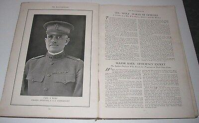 1917 Military Yearbook - The Plattsburger - Record Of Second Camp Plattsburg Ny
