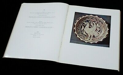 BOOK Islamic Art from World Collections 1956 ceramics textiles painting French 4