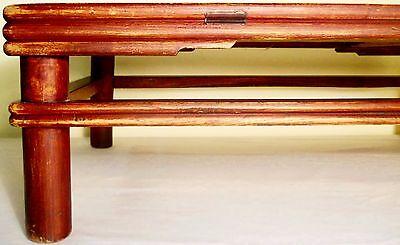 Antique Chinese Ming Kang Table (2609), Circa 1800-1849 4
