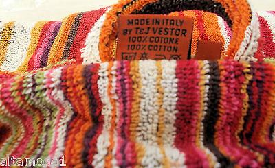 Missoni Home  Fizz T59 Unisex Xxl  Accappatoio Cappuccio Tessitura Ecologica