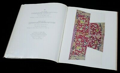 BOOK Islamic Art from World Collections 1956 ceramics textiles painting French 9