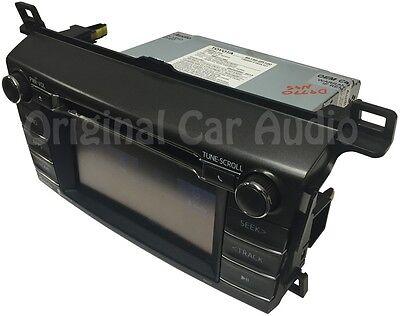 REPAIR YOUR 2014 2015 Toyota Rav4 Touch Screen Non-Navigation Radio