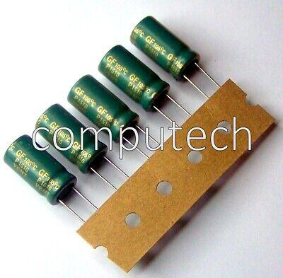 2 pezzi Condensatore 680UF 4V 105°C PANASONIC FL Motherboard LOW ESR 8 X 8mm