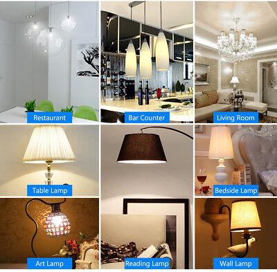 LED Birnen Glühbirne E27 E14 Warmweiß Kaltweiß Neutralweiß 5730 SMD 220V Lampe 6