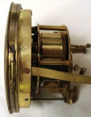 An Attractive 19Th Century, Japy Freres, Ormolu Mantel Clock. 8