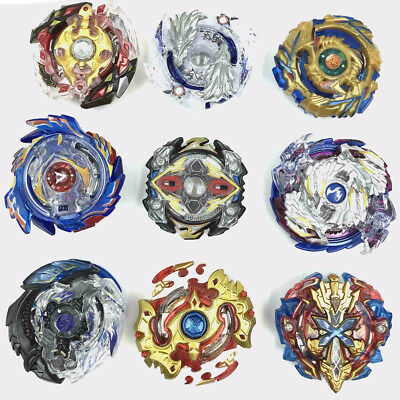 Burst Beyblade Spinning Starter Top Fight Toy -Beyblade Only without Launcher 2