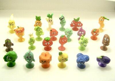 Lidl Stikeez 2018 Obst und Gemüse Freie Auswahl aus allen 24 Figuren
