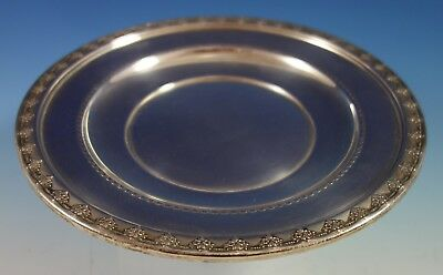 """Tara by Reed & Barton Sterling Silver Serving Plate #X458 10 3/4"""" (#2686) 3"""