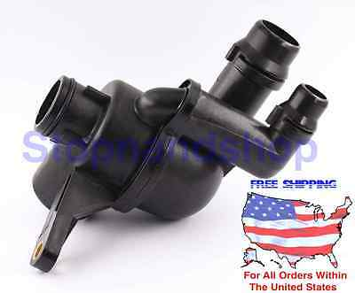 Eurospare Brand Engine Coolant Thermostat Water Outlet Assembly AJ8 9485 NEW