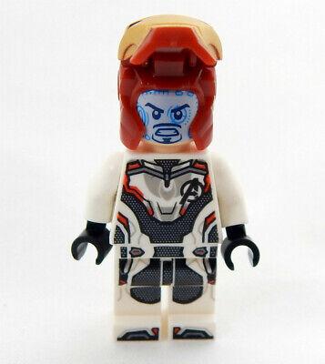 NEW LEGO AVENGERS ENDGAME IRON MAN MINIFIG figure minifigure 30452 marvel